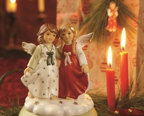 Kolekcje świąteczne, Boże Narodzenie, Goebel 5