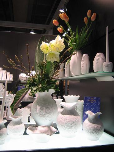 Kaiser 5, salon porcelany