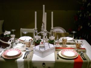 Villeroy and Boch, dekoracje świąteczne,  salon porcelany 22