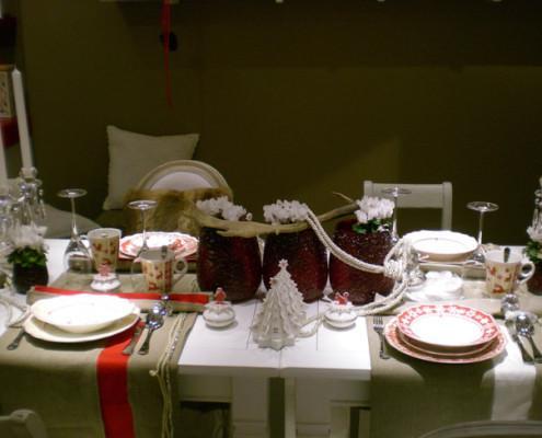 Villeroy and Boch, dekoracje świąteczne, dekoracje świąteczne, salon porcelany 23