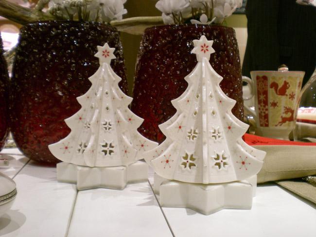 Villeroy and Boch, dekoracje świąteczne, salon porcelany 31