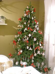 Villeroy and Boch,  dekoracje świąteczne, salon porcelany 13