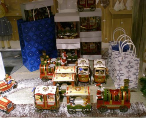 Villeroy and Boch, dekoracje świąteczne, salon porcelany 38