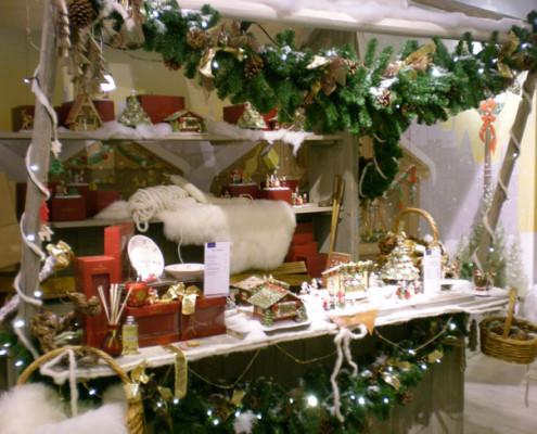 Villeroy and Boch, dekoracje świąteczne, salon porcelany 39
