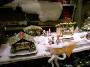 Villeroy and Boch, dekoracje świąteczne,  salon porcelany 40