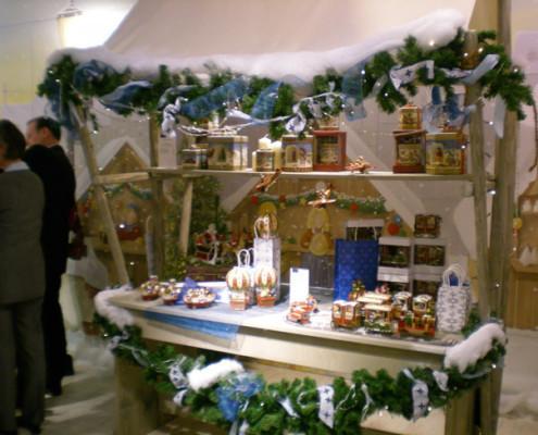 Villeroy and Boch, dekoracje świąteczne, salon porcelany 41