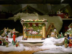 Villeroy and Boch, dekoracje świąteczne,  salon porcelany  48