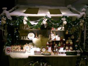 Villeroy and Boch,  dekoracje świąteczne, salon porcelany  52