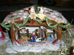 Villeroy and Boch,  dekoracje świąteczne, salon porcelany  57