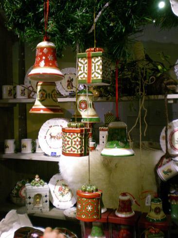 Villeroy and Boch, dekoracje świąteczne, salon porcelany 63