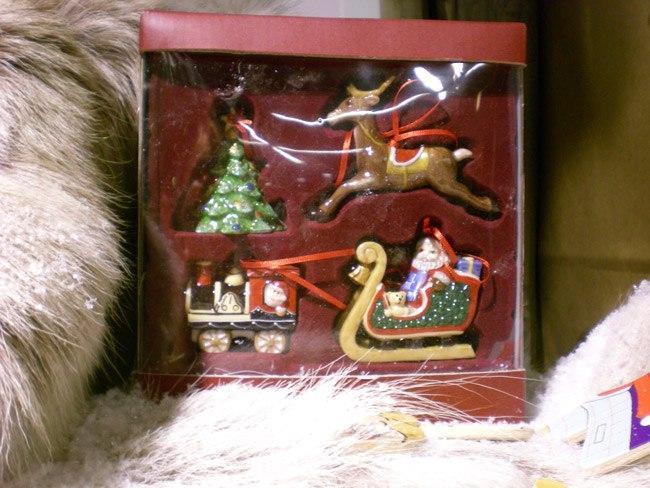 Villeroy and Boch, dekoracje świąteczne, salon porcelany 65