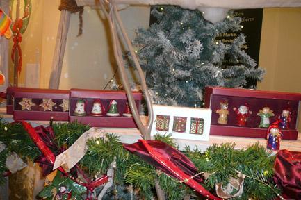 Villeroy and Boch, dekoracje świąteczne, salon porcelany 70