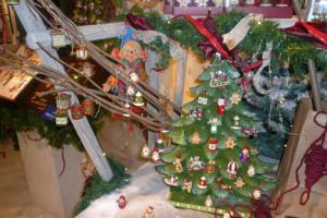 Villeroy and Boch, dekoracje świąteczne,  salon porcelany  71