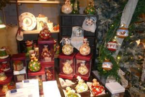 Villeroy and Boch,  dekoracje świąteczne, salon porcelany  72