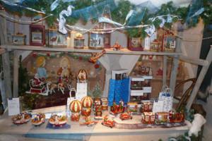 Villeroy and Boch,  dekoracje świąteczne, salon porcelany  77