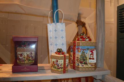 Villeroy and Boch, dekoracje świąteczne, salon porcelany 80