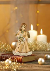 Dekoracje świąteczne, salon porcelany 1