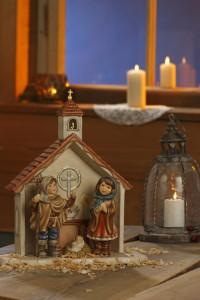Dekoracje świąteczne, salon porcelany 5