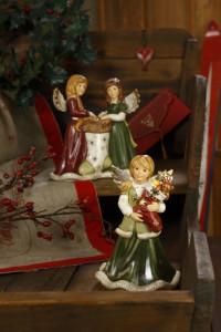 Dekoracje świąteczne, salon porcelany 7