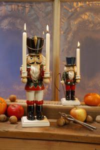 Dekoracje świąteczne, salon porcelany 15