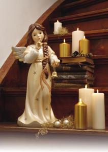 Dekoracje świąteczne, salon porcelany 17