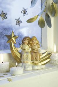Dekoracje świąteczne, salon porcelany 18