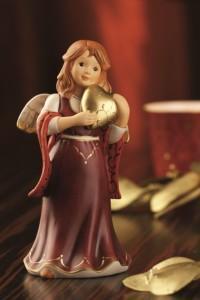 Dekoracje świąteczne, salon porcelany 37