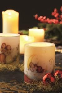 Dekoracje świąteczne, salon porcelany 40