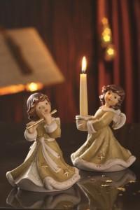 Dekoracje świąteczne, salon porcelany 41