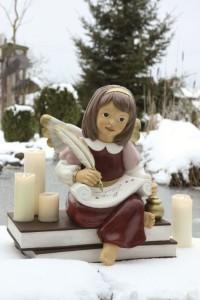 Dekoracje świąteczne, salon porcelany 42