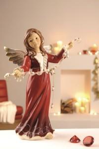 Dekoracje świąteczne, salon porcelany 43
