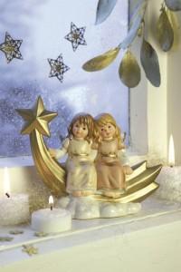 Dekoracje świąteczne, salon porcelany 45