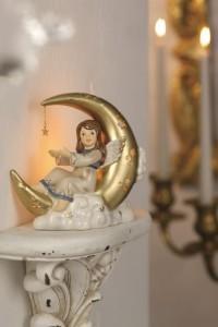 Dekoracje świąteczne, salon porcelany 47