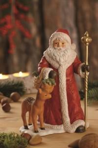 Dekoracje świąteczne, salon porcelany 49