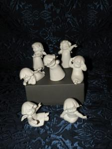 Kaiser 12, salon porcelany