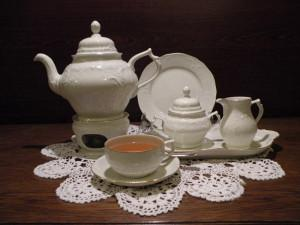 rosenthal 1, salon porcelany