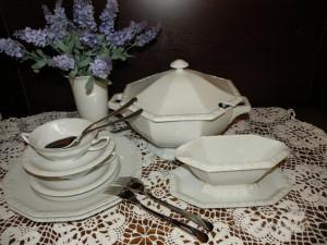 rosenthal 5, salon porcelany
