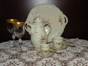 rosenthal 7, salon porcelany