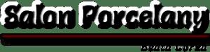 logo, salon porcelany