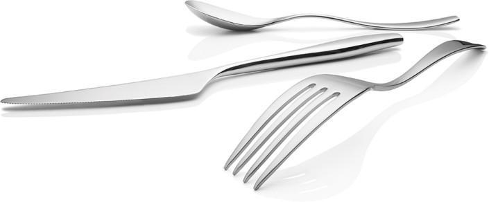 Julie-Kniv,gaffel,skje-Hardanger-Bestikk