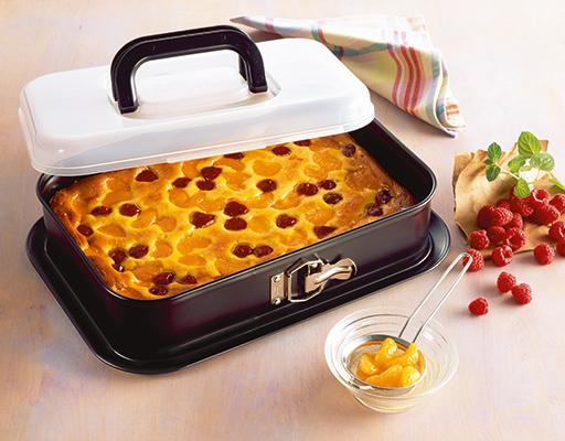Naczynia-kuchenne-Original-Kaiser-rechteckige-Springform-Bake-&-Take